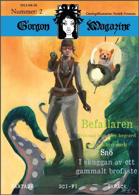Gorgon magazine nr 2