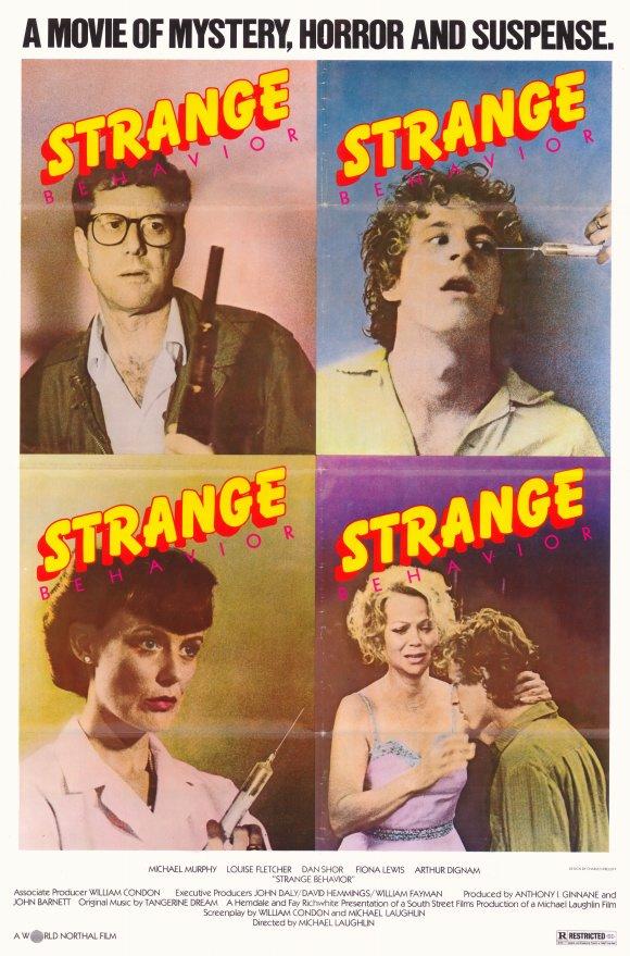 Strange-behavior