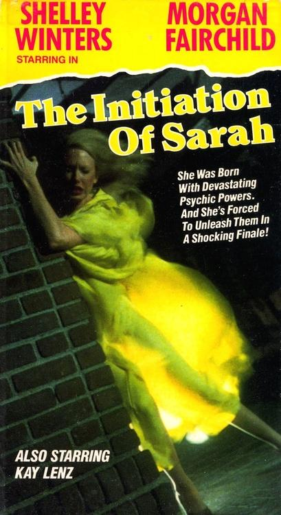 The Initiation of Sarah 1978-1