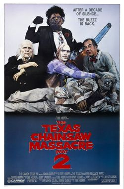 The Texas Chainsaw Massacre part 2 1986