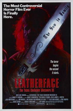 Leatherface The Texas Chainsaw Massacre III