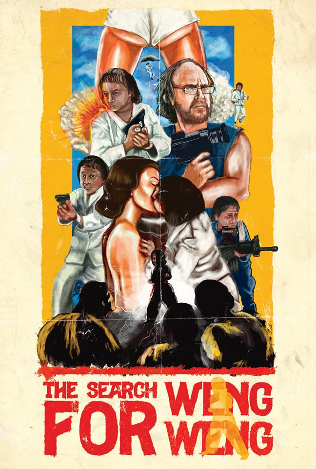 Risultati immagini per the search for weng weng poster